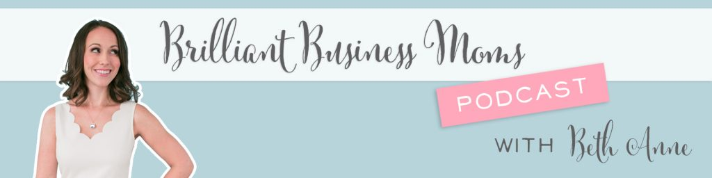 Beth Anne from brilliantbusinessmoms.com interviews mom entrepreneurs who are succeeding in online business. Mom bloggers, etsy shop owners, photographers, and designers are just a few of the creatively brilliant moms featured here.