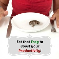 Episode 11:  Eat that Frog to Boost your Productivity!
