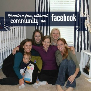 Episode 5: Facebook Strategies to Increase Engagement and Create a Fun, Vibrant Community