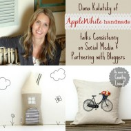 Episode 18: Dana Kalatsky of Applewhite Handmade Talks Consistency on Social Media and Partnering with Bloggers