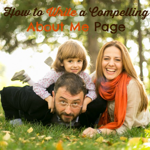 How to Write a Compelling About Me Page