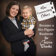 037:  How Connecting Others Became a Six-Figure Business for Jessica Rhodes