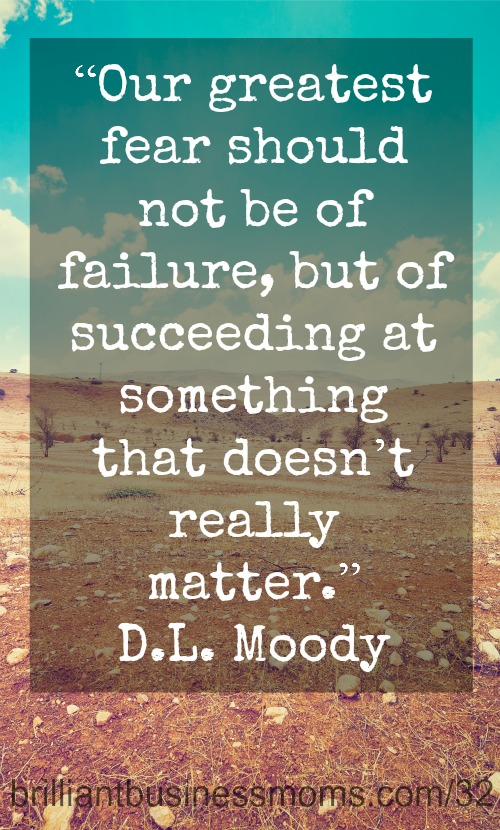 quoteourgreatestfearshouldnotbeoffailurebutofsucceedingatsomethingthatdoesnotreallymatterdlmoodypinterest