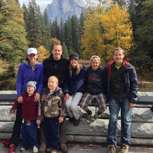 Beth Walburger Family, Crafting a Business that puts Family First for this Mompreneur