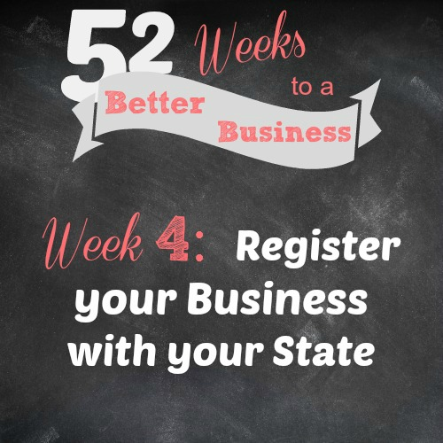 How to Register Your Business with Your State and Get an EIN Number Business Advice for Work-at-Home Moms