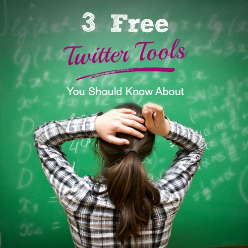 3 Free Twitter Tools You Should Know About.  Learn how to become an expert curator on Twitter, and how to find great people to follow in your niche.  Grow your audience through Twitter.  Includes 3 tutorial videos.