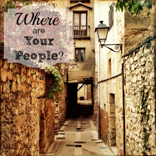 Where are your people