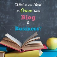 Blogging & Business Survey to Help you Grow!