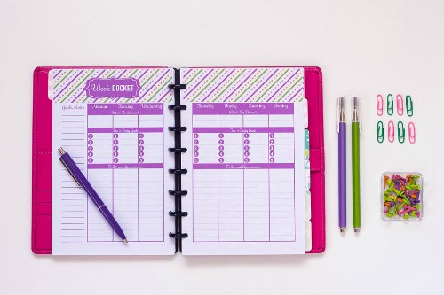 The Sweet Life Planner