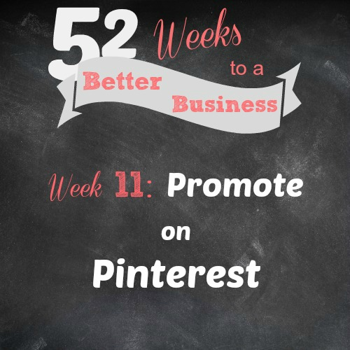 Pinterest is a powerful tool for promoting your blog or Etsy shop. Are you harnessing its power to gain more traffic and customers? Take our week-long challenge and see how much you can grow using Pinterest!