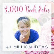 3000 Book Sales + 1 Million Ideas with Sarah Mackenzie