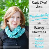 059:  Daily Deal Sites + Productivity with Amy Gabriel