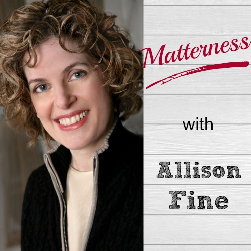 In the midst of growing your business, do you forget who really matters?  It's your customers and the people you interact with each day!  Learn how to connect on social media and be a leader in an authentic way, with this excellent interview from author and mompreneur Allison Fine.