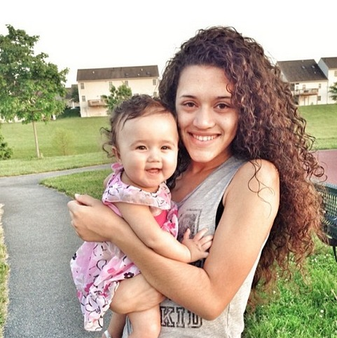 Jesenia's beautiful daughters