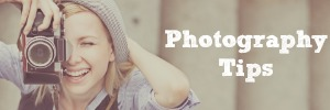 Photography tips for mompreneurs