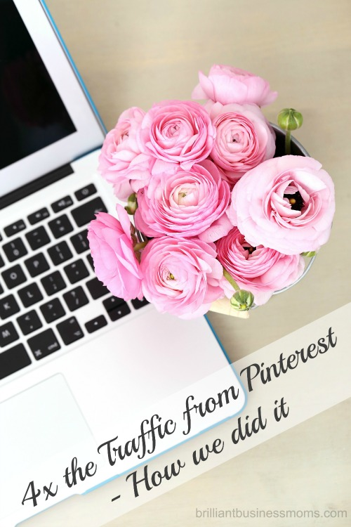 Pssst! Right now all of our subscribers get access to 2 great Pinterest planning printables. You can create your own killer Pinterest strategy from the advice given here. Grab your printables here: brilliantbusinessmoms.com/emaillist