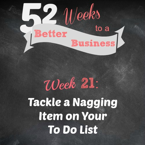 52 Weeks to a Better Business by Brilliant Business Moms