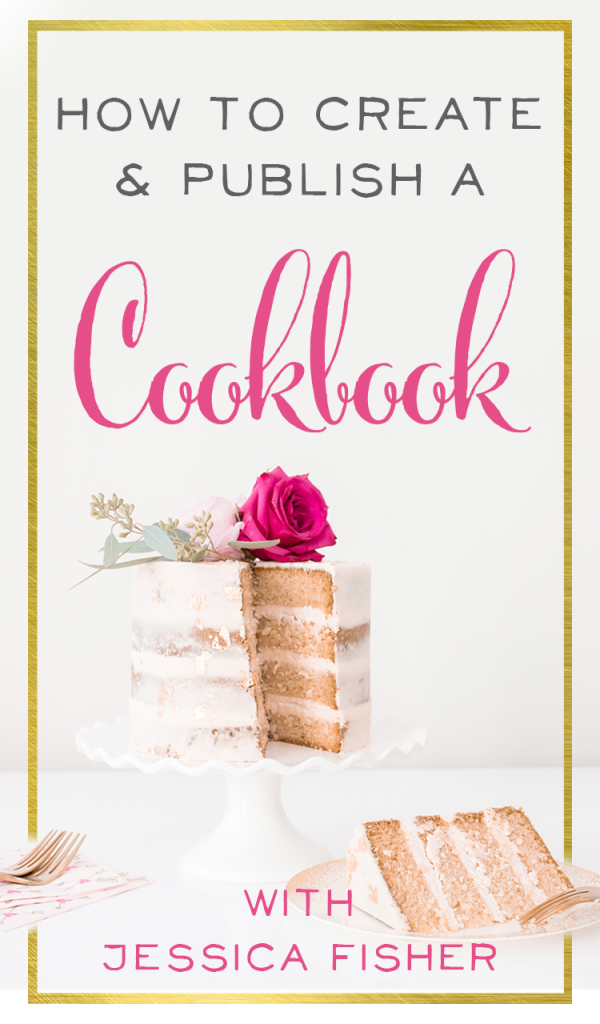 Are you a food blogger or dream of becoming one? Learn how to publish a cookbook from Jessica Fisher of GoodCheapEats.com - She's published 3 successful cookbooks and has two large-traffic blogs. Press play on the podcast player to hear her story, and how she gets it all done! | Brilliant Business Moms