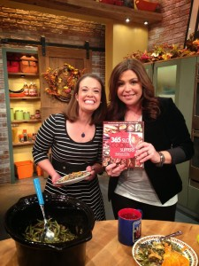 One more reminder to just go for it! Stephanie with Rachael Ray. Did we mention that we're serious about you making things happen? No more excuses... be brilliant today!