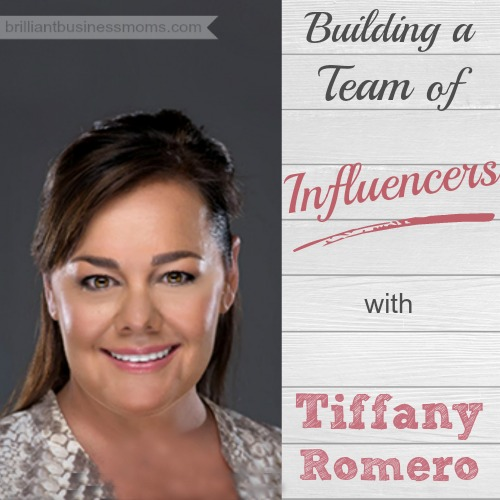 Have you thought about building a community of like-minded women but you're not sure where to start?  Learn from Tiffany Romero of the SITS girls and now, Massive Sway.  Tiffany has partnered with bloggers to create a network of more than 75,000 of them!  She's also the founder of bloggy boot camp, and an expert on building a big business and merging businesses for even greater results!  Click the photo, then press play on the podcast player to hear Tiffany's full story and her best advice on building a team, partnering with others, and growing to extraordinary levels!