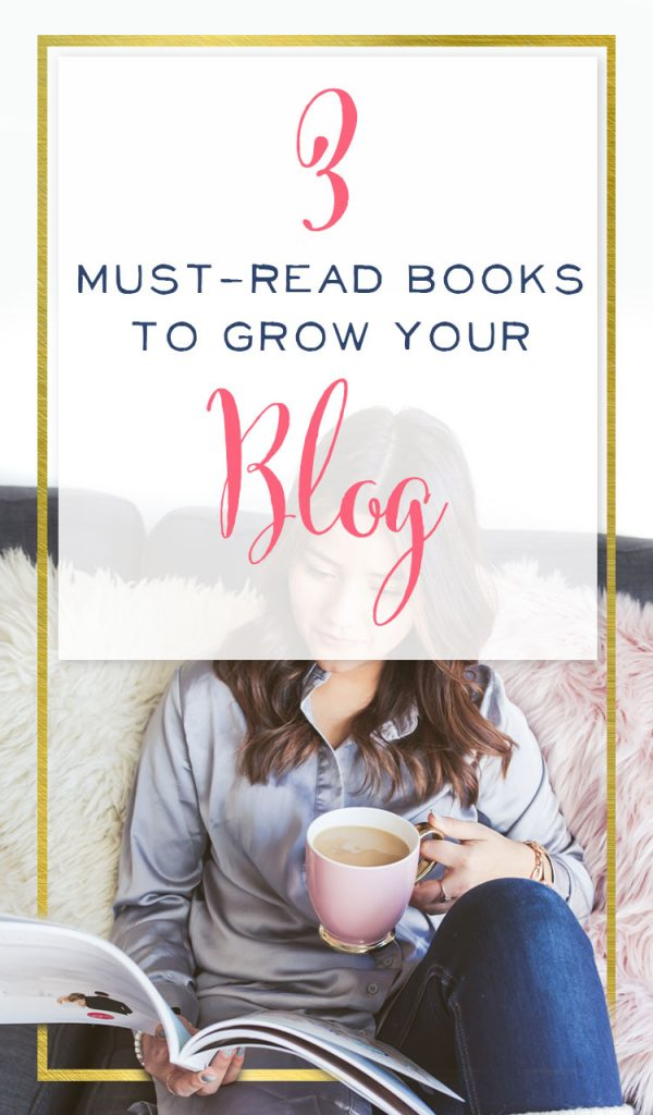 Are you exhausted by 5 tips to grow and 6 strategies for social media-type blog posts? They're so general, it's almost impossible to learn anything new and truly grow. The meat of growing your blog can be found by learning from 3 successful mom bloggers who have done it themselves. Their books are excellent and all include different advice and detailed tips on how to grow. Make this your year. It's time to grow your blog. Read these books and make it happen.