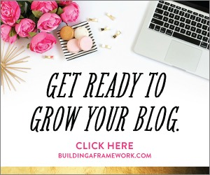 I just love this lady's advice!  Abby Lawson grew her blog to six figures in just two years.  She's got an ebook and video course to show you exactly how she did it.  The best blogging advice around...