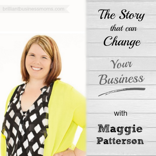 When you think about your site or business, what's the message you're trying to convey? Telling a compelling story about how you can help your customer is key to connecting with them and earning their business. Maggie Patterson is a copywriter and communications strategist who can help you do just that. She works hands-on with entrepreneurs to help them market their businesses and meet their goals. Check out her great advice for mompreneurs at brilliantbusinessmoms.com
