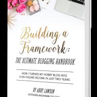 3 Ways Building a Framework Built our Email List