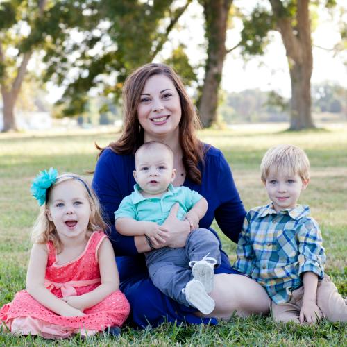 Mamapreneur Racheal Cook - Love her Fired Up and Focused Challenge! | brilliantbusnessmoms.com