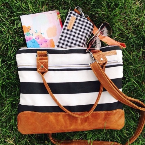 The Finley Bag from Better Life Bags. Isn't it adorable?!