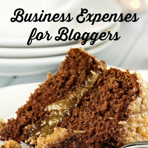 Bloggers have unique business expenses, especially when it comes to materials and supplies for blog projects. What is a legitimate business expense for a blogger? What can they deduct?