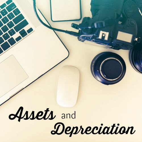 Wondering if your purchase is a business expense or an asset? What's the deal with depreciation? Quickly learn these accounting basics for your small business!