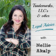 Trademarks, LLCs, & Other Legal Tips with Nellie Akalp of CorpNet