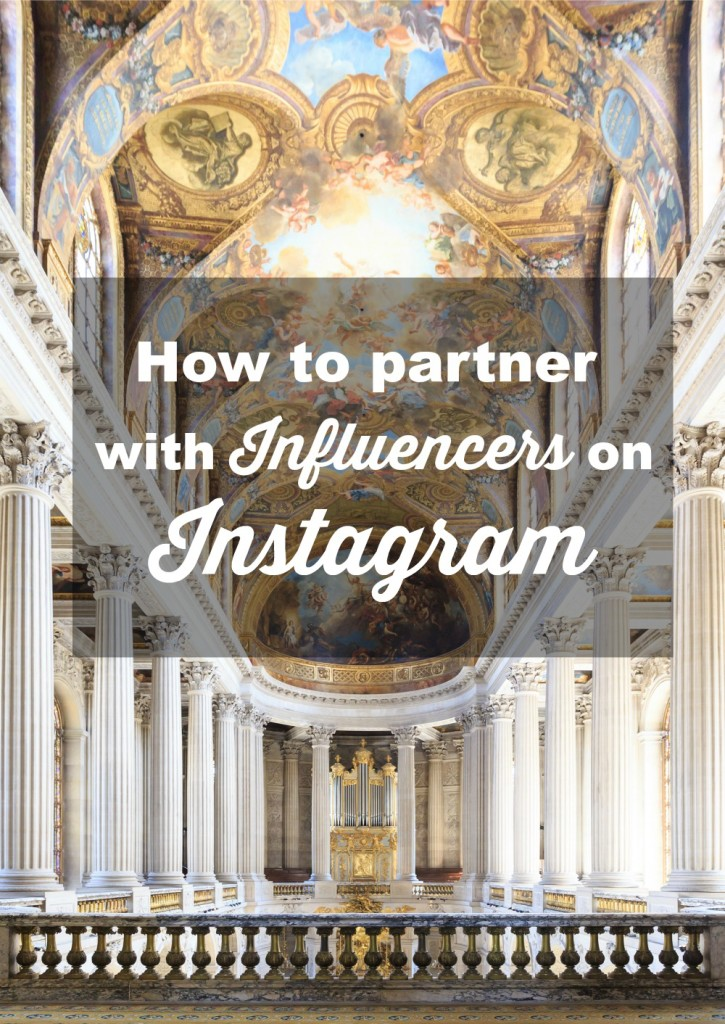 Instagram Marketing: How to Partner with Influencers on Instagram. Loved this real conversation between small business owners on what they do and what's working for them to pitch to influencers and grow their business. | briliantbusinessmoms.com