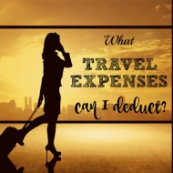What Travel Expenses Can I Deduct?