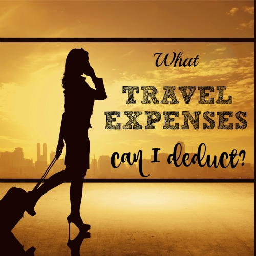 Do you travel for your small business? What expenses can you deduct on your tax return? Quickly learn here!