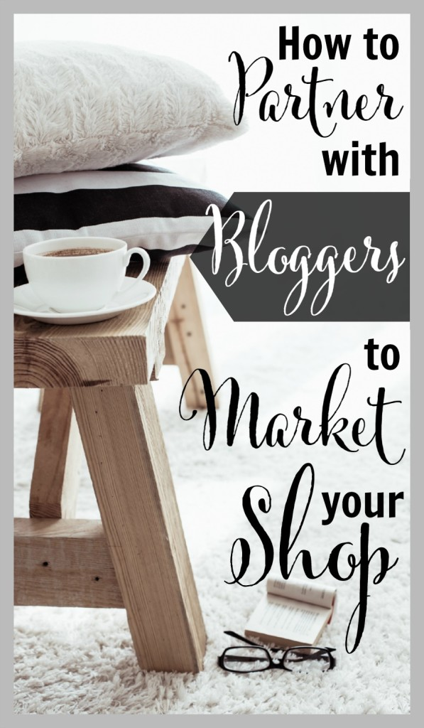 How to Partner with Bloggers to Market Your Shop - Wow. love how this etsy seller partnered with influencers on Instagram to get a ton of sales and also get new product ideas!  | brilliantbusinessmoms.com