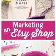 Marketing an Etsy Shop with Julie Fuller of Tokyo Blossom Boutique
