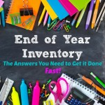 If you are a small business owner with a physical product, don't forget to take your end of year inventory! We've got all the information you need to get it done right, and get it done fast!