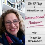 Such a fun interview with Brit Jennie Brandon. She shared so many great tips on how to use the IF App by If This Then That, and how to make sure you can reach international customers with your site. Great business advice for bloggers and business owners! | brilliantbusinessmoms.com