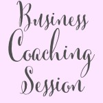 Amazing! Such great advice from 10 year veteran blogger and online business owner, Crystal Paine. Watch her answer business questions live on video - the most epic business coaching session ever! | brilliantbusinessmoms.com