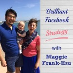 Such a great interview! I love Maggie's perspective on how to use social media. I really learned a completely new approach to connecting with my customers on Facebook. Social Media Marketing Tips. Facebook Tips | brilliantbusinessmoms.com