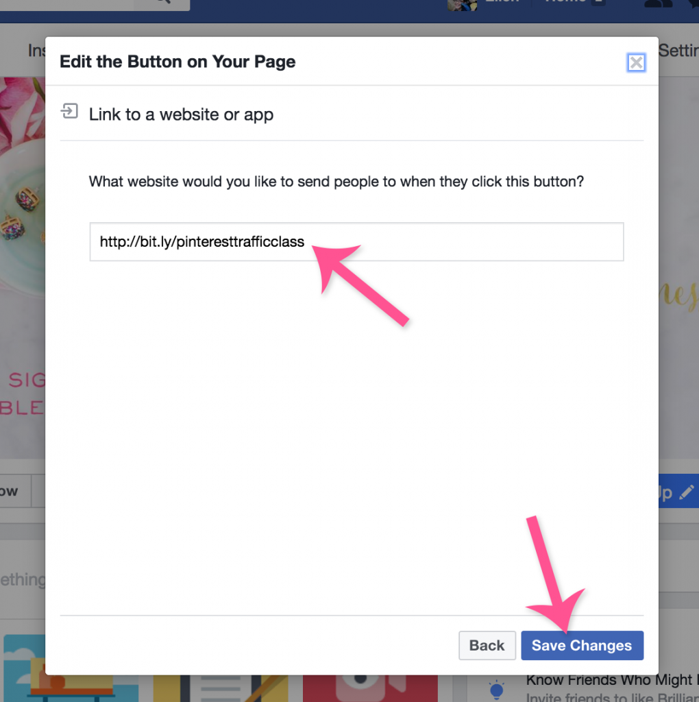 Love these strategies for growing your email list with Facebook! These Facebook business tips work for bloggers and shop owners. | Brilliant Business Moms