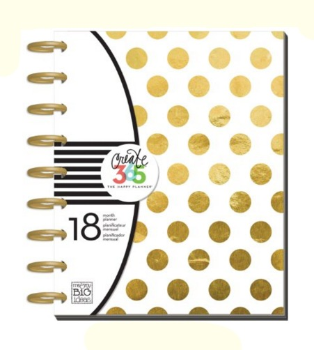 The Happy Planner is a great little disc-based planner. It's a great, more affordable alternative to Erin Condren's Life Planner - Learn how to choose the planner that's right for you with 8 awesome 2016 planner reviews | brilliantbusinessmoms.com