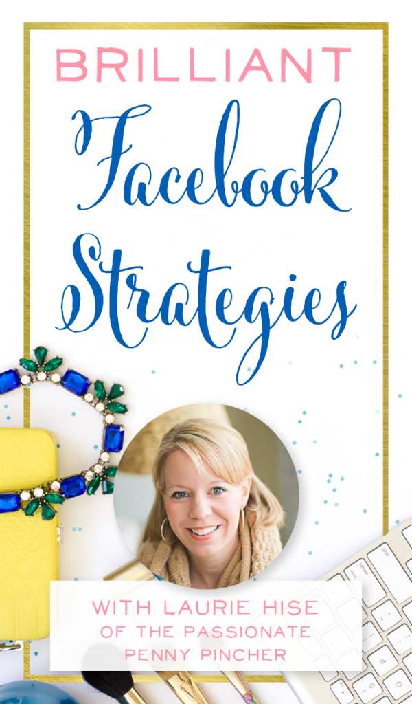 Love learning blogging tips from this frugal living blogger. She's worked hard to get where she's at, but she has some great wisdom to share. Awesome Facebook marketing tips too! | brilliantbusinessmoms.com