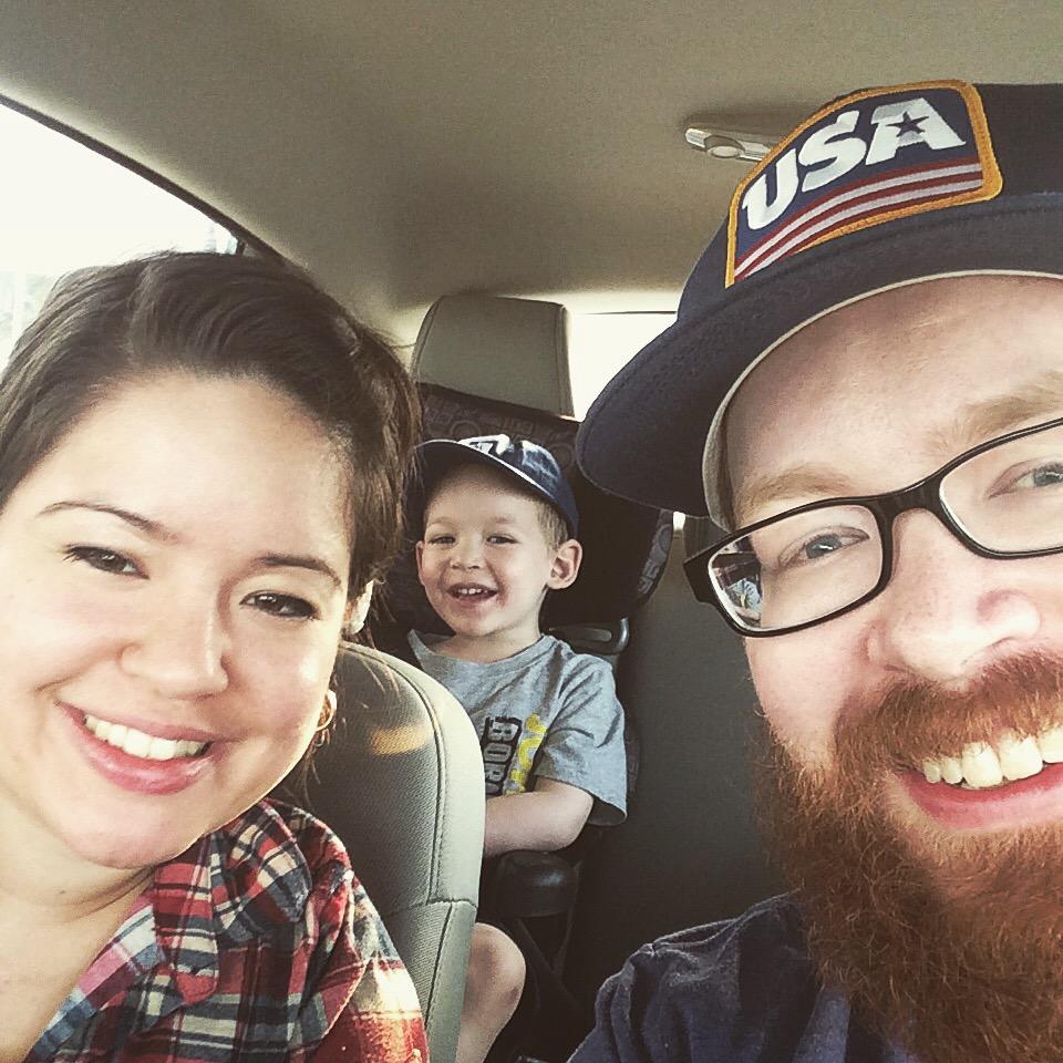 Double Startup Family Scott and Julie Fuller