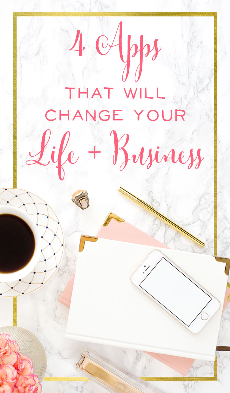 Wow, love these tips for staying organized and going paperless! 4 Apps That Will Change Your Life and Business
