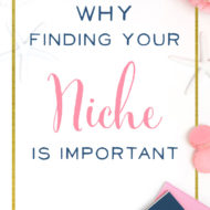 Why Finding Your Niche is Important