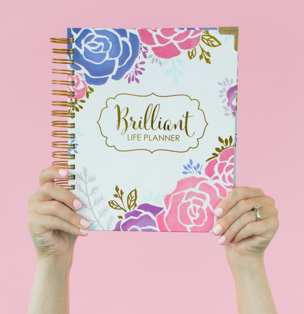 Oh my goodness - squealing over this! Such a gorgeous planner! | 2017 planners for women