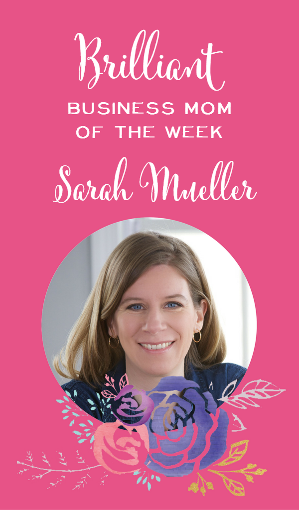 Sarah Mueller LOVES to encourage and inspire busy moms. Women come to the Early Bird Mom blog for help simplifying their lives through decluttering and organizing. Check out her cookbook for busy moms!